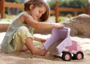 Dump Truck from Green Toys