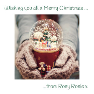 Merry Christmas from Rosy Rosie