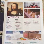 out&about magazine - contents