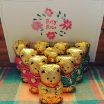 Lindt Teddy Army